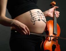 Música antes de nacer