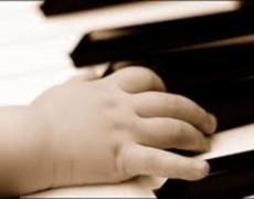 Introducción al Piano de 3 a 6 años