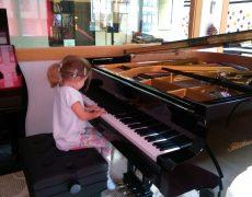 escuela libre de piano desde los 5 años